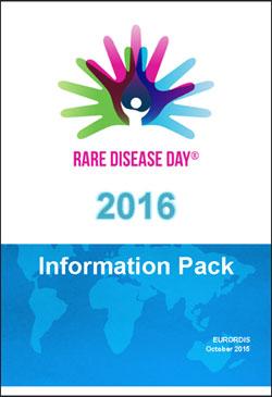 Rare Disease Day 2016 Infopack