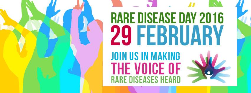 Rare Disease Day Facebook Cover