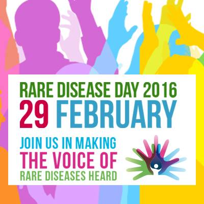 Rare Disease Day Facebook Twitter profile picture